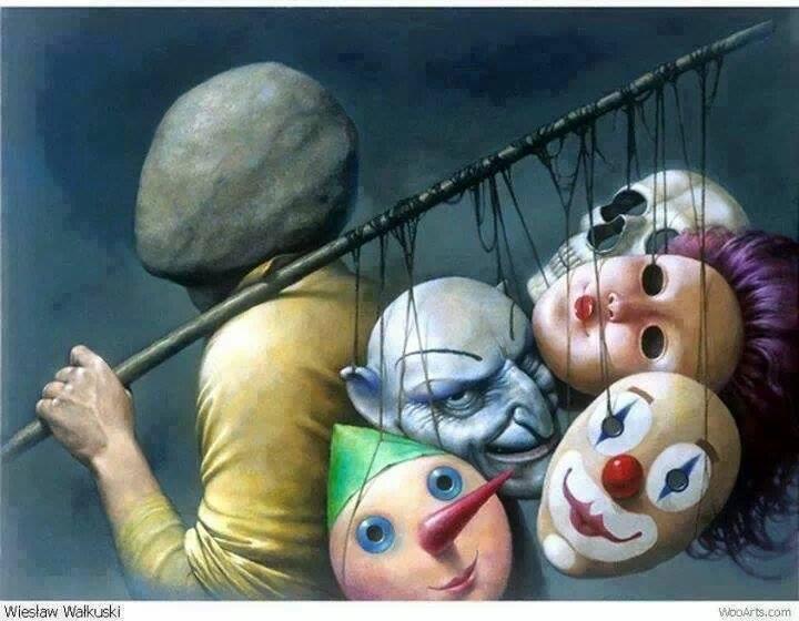 Trappole New Age: La demonizzazione dell'ego